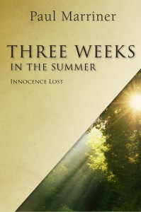 Paul Marriner_Three weeks in Summer_Ebook COVER.indd
